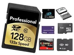 Memorie SD card