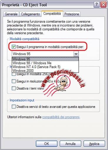 Scelta sistema operativo per compatibilità