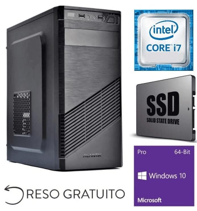 Romagna computer Intel I7 quad core