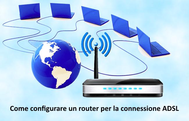 Thumb configurare router