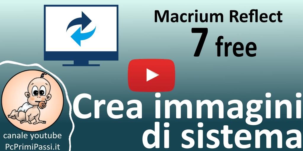 Come clonare e ripristinare il tuo sistema con Macrium Reflect 7 free