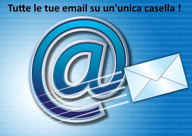 Reindirizzamento email