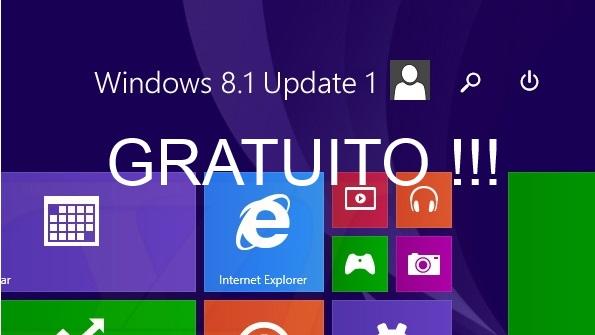 Aggiornamento a Windows 8.1 gratis
