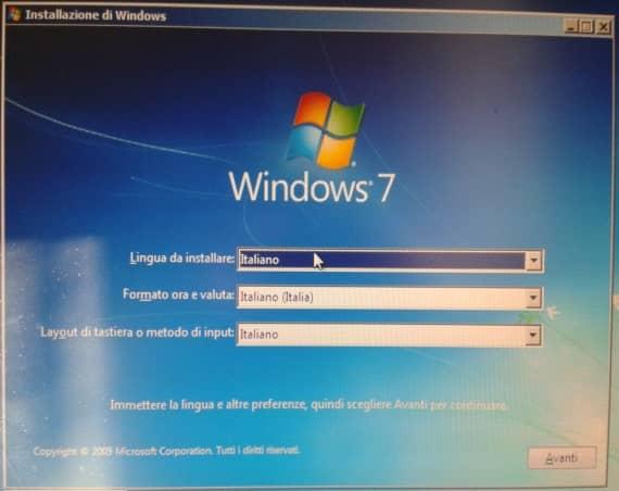 Windows Seven 1
