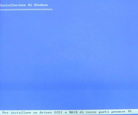 Installazione Windows XP -1